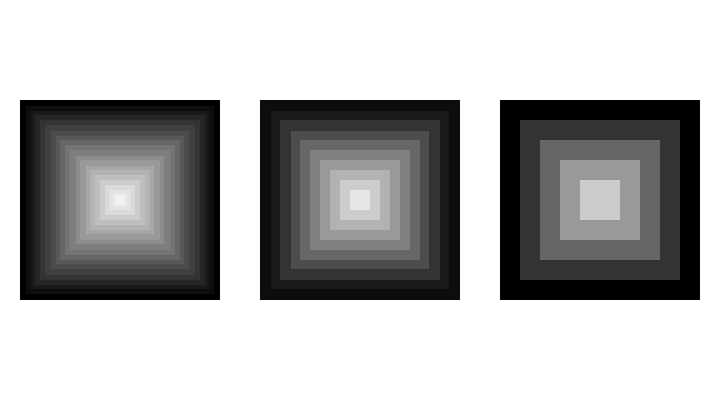 视错几何图形素材